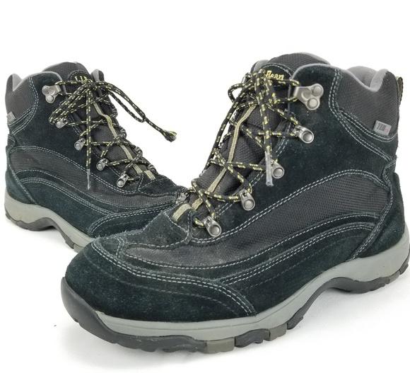 Ll Bean Tek 25 Womens Size 1 Hiking